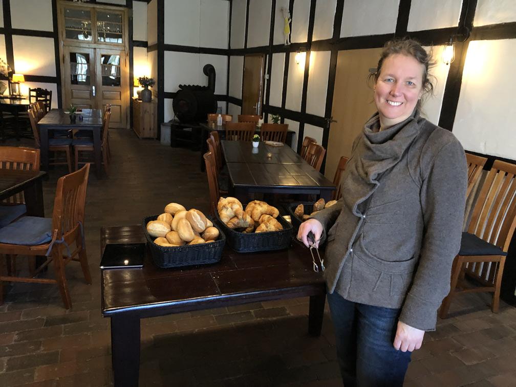 Broodjes verkoop op zondag
